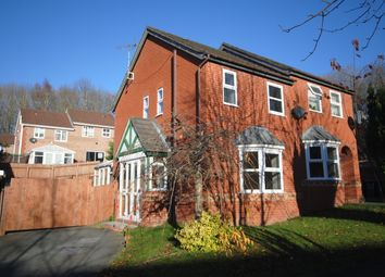 Thumbnail 2 bedroom semi-detached house to rent in Fieldfare Way, Aqueduct, Telford