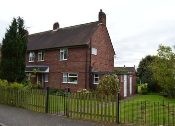 Thumbnail 3 bed semi-detached house for sale in The Grove, Hodnet