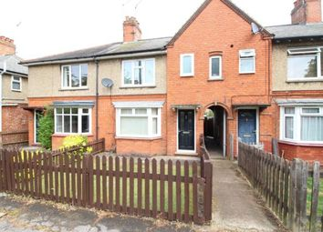 Thumbnail 3 bed terraced house to rent in Tennyson Road, Rushden
