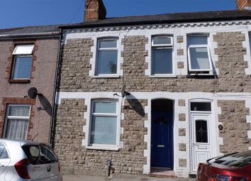 Thumbnail 2 bed terraced house to rent in Davies Street, Barry, Vale Of Glamorgan