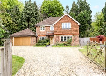 Thumbnail 5 bed detached house for sale in Scotlands Drive, Haslemere, Surrey
