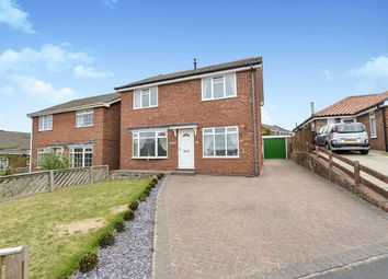 Thumbnail 4 bed detached house for sale in Bracken Close, Whitby