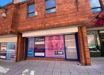 Thumbnail Retail premises to let in Unit 2 St Marks Lane, Newark, Newark