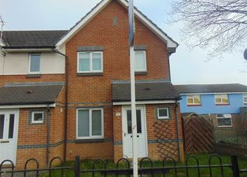 Thumbnail 2 bed link-detached house for sale in Rapperton Court, Westerhope, Newcastle Upon Tyne