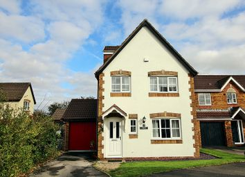 Thumbnail 4 bed detached house for sale in Newmill Gardens, Miskin, Pontyclun, Rhondda, Cynon, Taff.