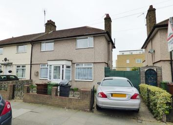 Thumbnail 3 bedroom semi-detached house for sale in Lambourne Road, Barking