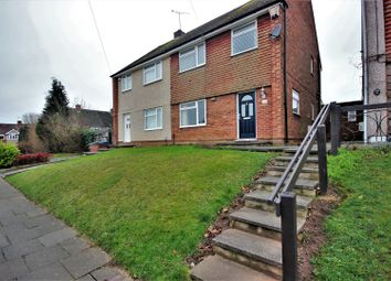 Thumbnail 3 bedroom semi-detached house for sale in Tennyson Road, Coventry