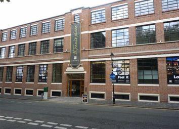 Thumbnail Studio to rent in St Pauls Place, Birmingham, West Midlands