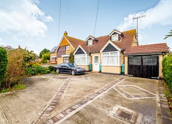 Thumbnail 3 bedroom bungalow for sale in Upper Brighton Road, Sompting, Lancing