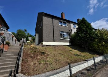 Thumbnail 3 bed semi-detached house for sale in Braeside, Sauchie, Alloa