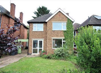 Thumbnail 3 bed detached house for sale in Gloucester Avenue, Nuthall, Nottingham
