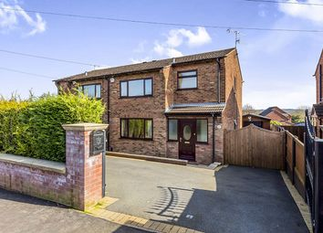 Thumbnail 3 bed semi-detached house for sale in Ledbury Crescent, Birches Head, Stoke-On-Trent