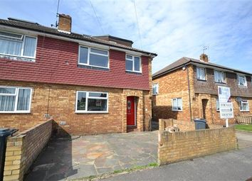 Thumbnail 4 bed semi-detached house for sale in The Gardens, Feltham