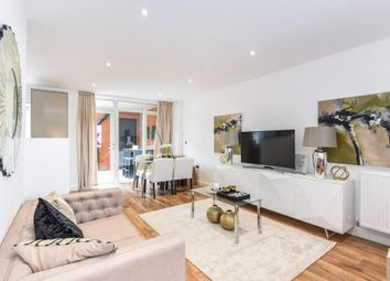 Thumbnail 1 bed flat for sale in Broomfield Road, London