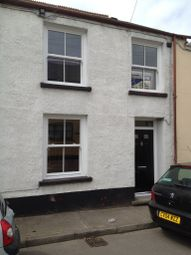Thumbnail 3 bed terraced house to rent in Froynes Terrace, Pembroke