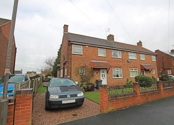 Thumbnail 3 bed semi-detached house for sale in Brookdale Road, Hartshorne, Swadlincote