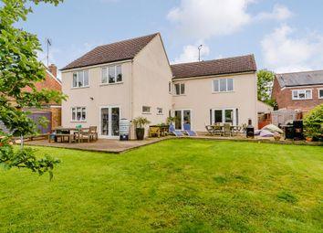 Thumbnail 6 bed detached house for sale in Bugbrooke Road, Kislingbury, Northampton