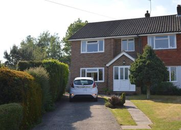 Thumbnail 4 bed semi-detached house for sale in Pell Close, Wadhurst