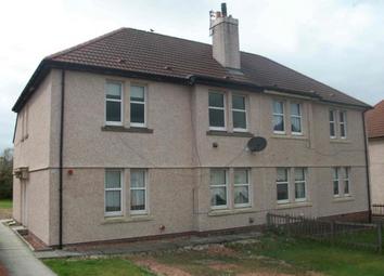 Thumbnail 1 bed flat to rent in Brown Street, Carluke ML8,