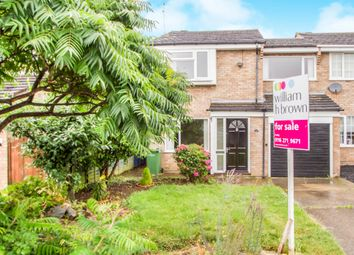 Thumbnail 4 bed semi-detached house for sale in Shipton Close, Wigston