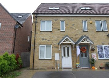 Thumbnail 3 bed end terrace house to rent in Chartwell Gardens, Kingswood