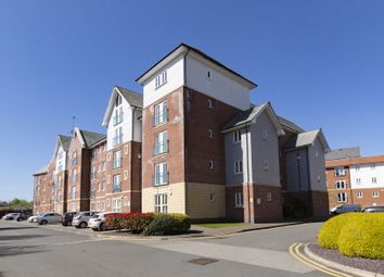 Thumbnail 1 bed flat for sale in Saddlery Way, Chester