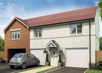 Thumbnail 2 bed detached house for sale in Plot 163, Edale, Hele Park