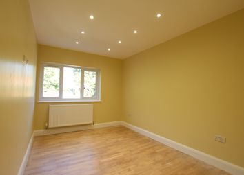 Thumbnail 3 bed flat to rent in Vicarage Road, London