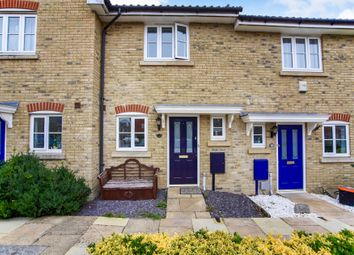 Thumbnail 2 bedroom terraced house for sale in Guernsey Way, Kennington, Ashford