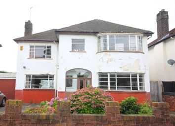 Thumbnail 4 bedroom detached house for sale in Queens Drive, Wavertree, Liverpool