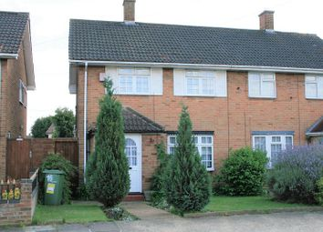Thumbnail 2 bed semi-detached house for sale in Stapleton Crescent, Rainham