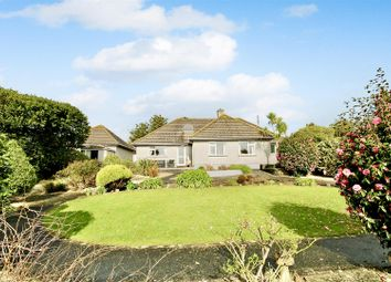 Thumbnail 4 bed bungalow for sale in Helston Road, Germoe, Penzance