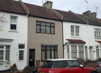 Thumbnail 3 bed terraced house for sale in Wellington Avenue, Westcliff-On-Sea
