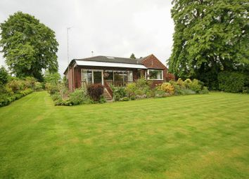 Thumbnail 5 bed detached bungalow for sale in Tittensor Road, Barlaston, Stoke-On-Trent