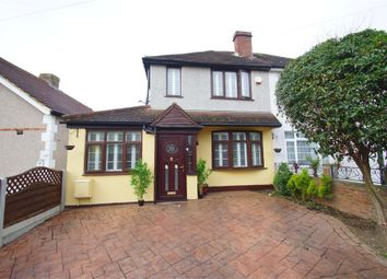 Thumbnail 4 bed semi-detached house for sale in Fen Grove, Sidcup, Kent
