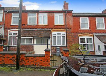Thumbnail 3 bed terraced house for sale in Louise Street, Burslem, Stoke-On-Trent