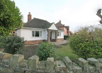 Thumbnail 2 bedroom detached bungalow for sale in Newbold Avenue, Chesterfield
