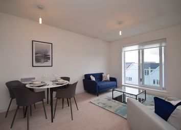 Thumbnail 1 bed flat for sale in Higham Avenue, Holborough Lakes