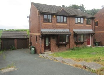 Thumbnail 3 bed semi-detached house to rent in Owlett Mead Close, Thorpe, Wakefield
