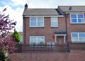 Thumbnail 3 bed semi-detached house for sale in Rosedale Court, Cinderford