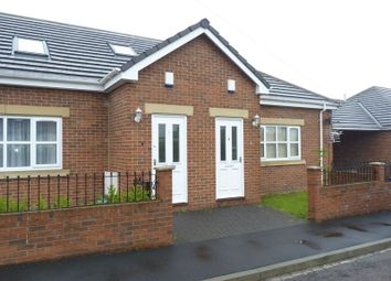Thumbnail 3 bed semi-detached bungalow for sale in Eastcheap, Newcastle Upon Tyne