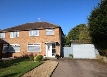 Thumbnail 3 bed semi-detached house for sale in Walpole Road, Old Windsor, Berkshire