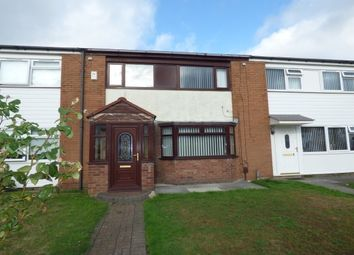 Thumbnail 3 bed terraced house to rent in Bowland Drive, Litherland