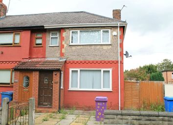 Thumbnail 2 bed end terrace house for sale in Cherry Lane, Walton, Merseyside