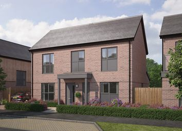 "Thumbnail 3 bedroom property for sale in ""The Violet"" at Atlas Way, Milton Keynes"
