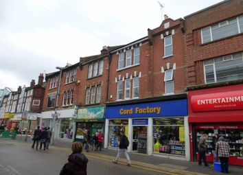 Thumbnail 1 bed flat to rent in High Street, Sutton