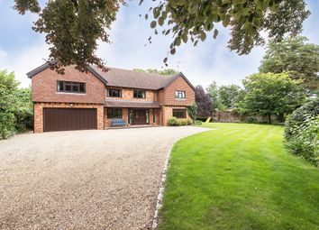 Thumbnail 5 bed detached house to rent in Mill Lane, Hurley, Maidenhead