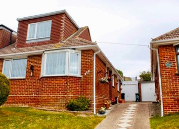 Thumbnail 3 bed semi-detached house for sale in Thornhill Rise, Portslade, Brighton