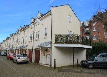 Thumbnail 3 bedroom end terrace house for sale in Oxford Mews, Hove