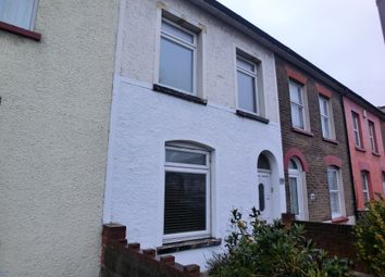 Thumbnail 2 bedroom terraced house to rent in High Street, Northfleet